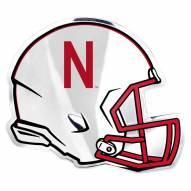 Nebraska Cornhuskers Helmet Car Emblem