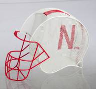 Nebraska Cornhuskers Helmet Cork and Bottle Holder