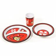 Nebraska Cornhuskers Kid's Dish Set
