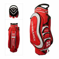 Nebraska Cornhuskers Medalist Cart Golf Bag