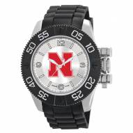 Nebraska Cornhuskers Mens Beast Watch