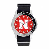 Nebraska Cornhuskers Men's Starter Watch