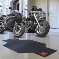 Nebraska Cornhuskers Motorcycle Mat