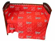 Nebraska Cornhuskers NCAA Baby Crib Set