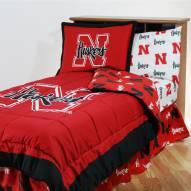 Nebraska Cornhuskers NCAA Bed in a Bag