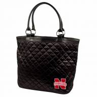 Nebraska Cornhuskers NCAA Quilted Tote Bag