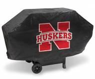 Nebraska Cornhuskers Padded Grill Cover