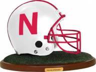Nebraska Cornhuskers Replica Football Helmet Figurine