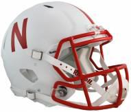 Nebraska Cornhuskers Riddell Speed Full Size Authentic Football Helmet
