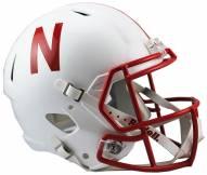 Nebraska Cornhuskers Riddell Speed Replica Football Helmet