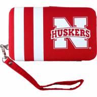 Nebraska Cornhuskers Smart Wristlet Purse
