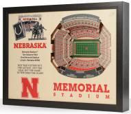 Nebraska Cornhuskers Stadium View Wall Art