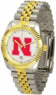 Nebraska Cornhuskers Men's Executive Watch