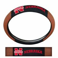 Nebraska Cornhuskers Steering Wheel Cover