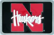 Nebraska Cornhuskers NCAA Hitch Cover