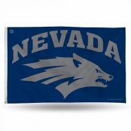 Nevada Wolf Pack 3' x 5' Banner Flag