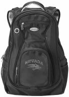 Nevada Wolf Pack Laptop Travel Backpack