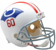 New England Patriots 1960 Riddell VSR4 Replica Full Size Football Helmet