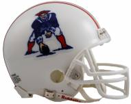 New England Patriots 82-89 Riddell VSR4 Mini Replica Football Helmet