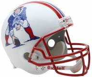 New England Patriots 90-92 Riddell VSR4 Replica Full Size Football Helmet