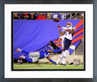 New England Patriots Aaron Dobson 2014 Action Framed Photo