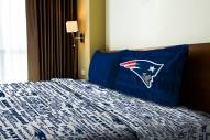 New England Patriots Anthem Twin Bed Sheets