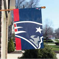 New England Patriots Bold Logo Banner