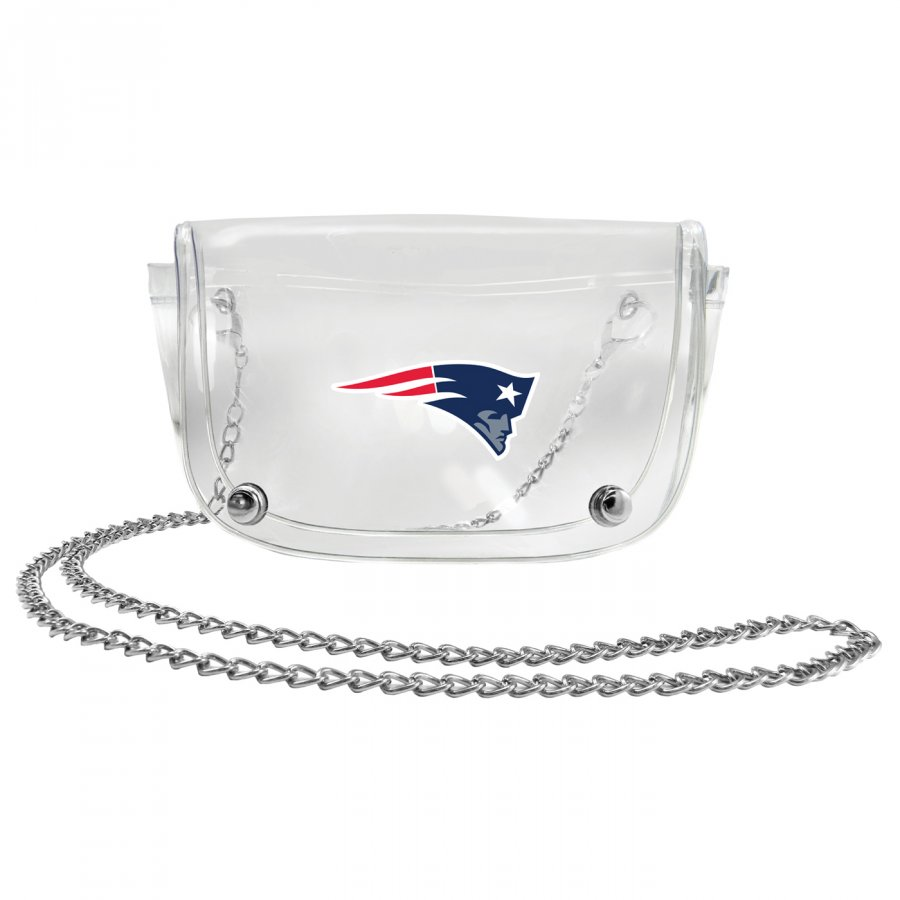 New England Patriots Clear Waistpack