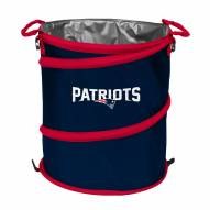 New England Patriots Collapsible Laundry Hamper