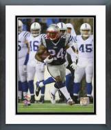 New England Patriots Darrelle Revis Interception 2014 AFC Championship Game Framed Photo