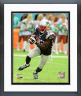 New England Patriots Devin McCourty 2014 Action Framed Photo