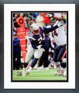 New England Patriots Dominique Easley 2014 Action Framed Photo