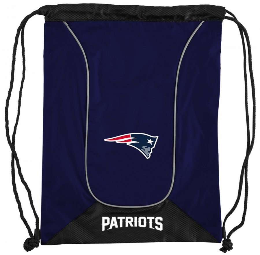New England Patriots Doubleheader Drawstring Bag