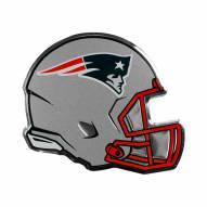 New England Patriots Helmet Car Emblem