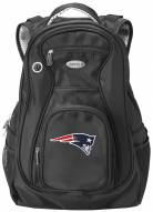 New England Patriots Laptop Travel Backpack