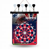 New England Patriots Magnetic Dart Board