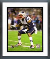 New England Patriots Malcolm Butler 2014 Action Framed Photo