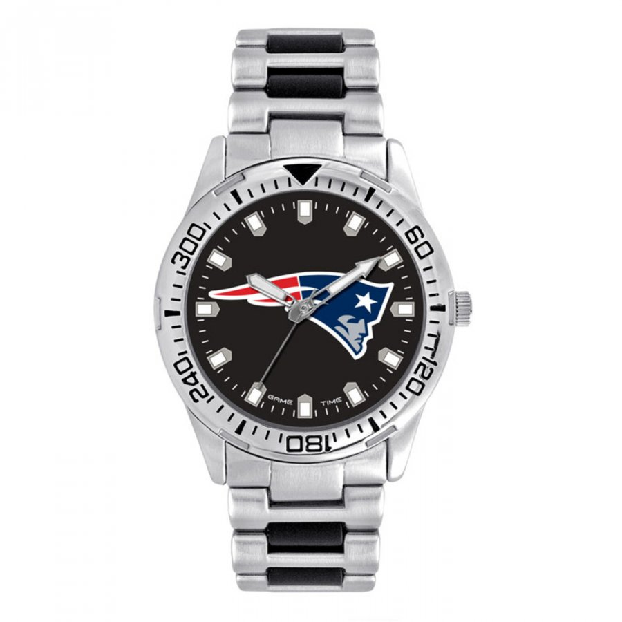 New England Patriots Men's Heavy Hitter Watch