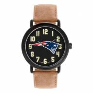 New England Patriots Men's Throwback Watch