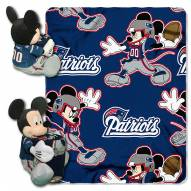 New England Patriots Mickey Mouse Hugger