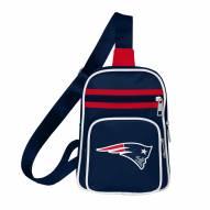 New England Patriots Mini Cross Sling Bag