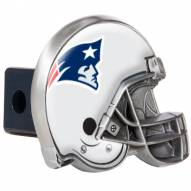 New England Patriots NFL Football Helmet Trailer Hitch Cover