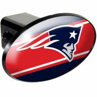 New England Patriots NFL Trailer Hitch Cover