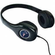New England Patriots Over the Ear Headphones