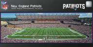 New England Patriots Panoramic Stadium Puzzle