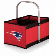 New England Patriots Red Urban Picnic Basket