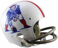 New England Patriots Riddell 65-81 TK Throwback Full Size Football Helmet