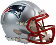 New England Patriots Riddell Speed Mini Replica Football Helmet