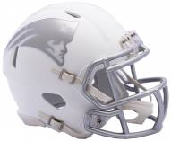 New England Patriots Riddell Speed Mini Replica Ice Football Helmet