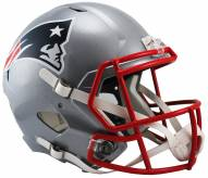 New England Patriots Riddell Speed Replica Football Helmet